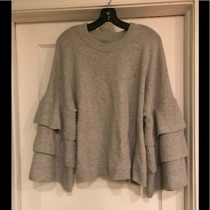 Sweaters - NWT Target x WWW Statement Sleeve Sweater
